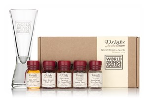 World Drinks Awards 2014 Tasting Set