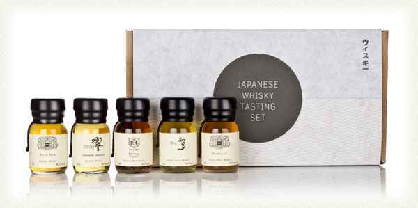 Japanese Whisky Tasting Set