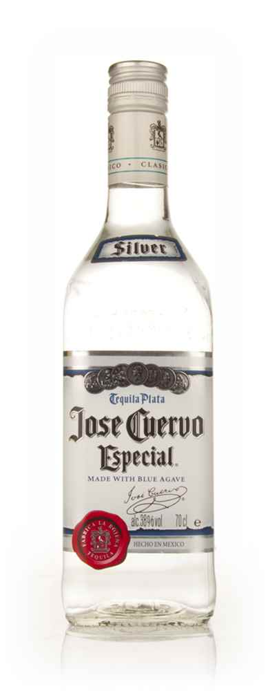 Jose Cuervo Especial Silver (Old Label)