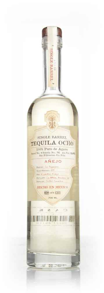 Ocho Single Barrel - La Magueyera Añejo - 2014 Harvest