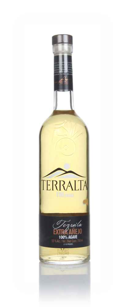 Terralta Extra Añejo Barrel Strength
