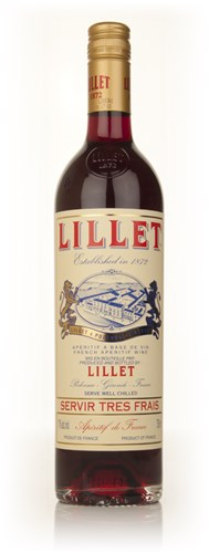 Lillet Rouge 75cl