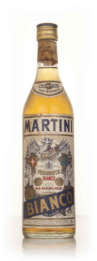 Martini The Bianco - 1970s