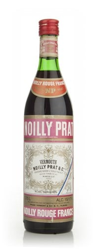 Noilly Prat Rouge Vermouth - 1970s