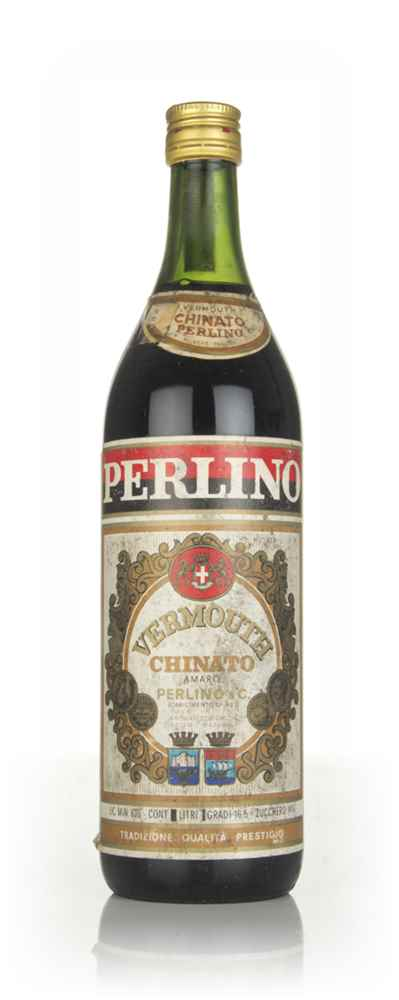 Perlino Chinato Amaro Vermouth - 1960s