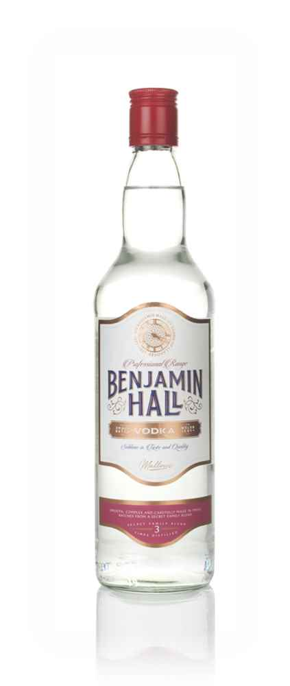 Benjamin Hall Vodka