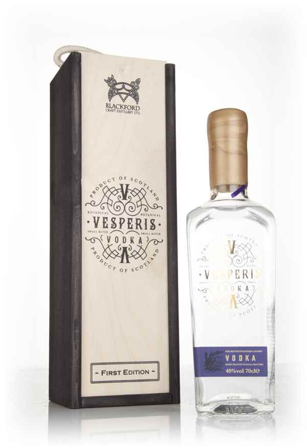 vesperis botanical vodka first edition master of malt. Black Bedroom Furniture Sets. Home Design Ideas