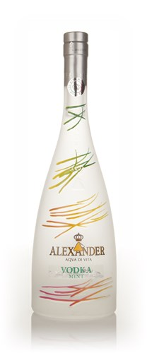 Alexander Colors Mint Vodka
