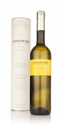Hangar One Spiced Pear Flavored Vodka 75cl