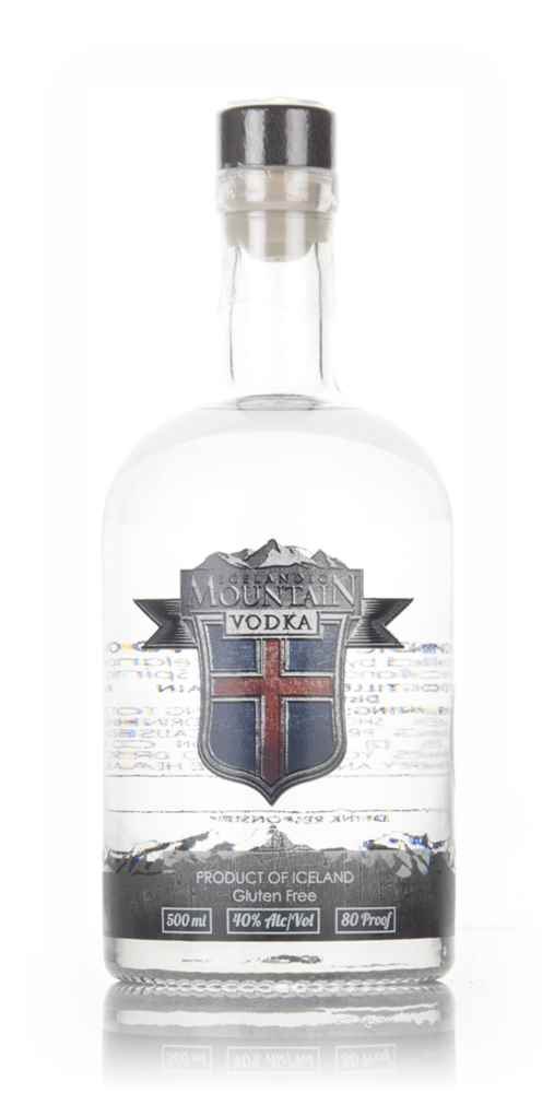 Icelandic Mountain Vodka (50cl)