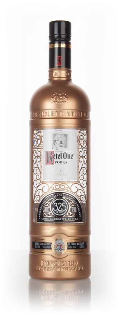 Ketel One Vodka - 325th Nolet Distillery Anniversary