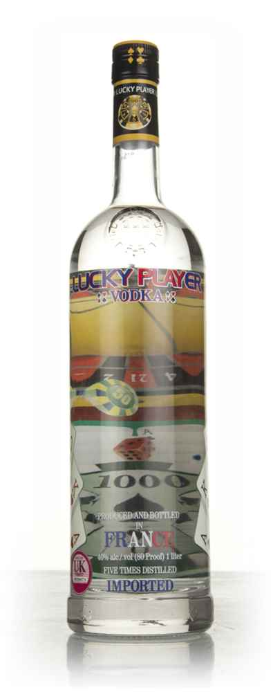 Lucky Player Vodka