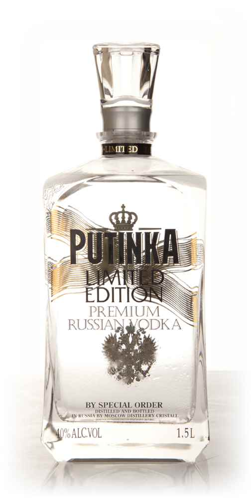 Putinka Limited Edition Vodka 1.5l
