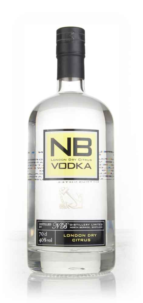 NB London Dry Citrus Vodka