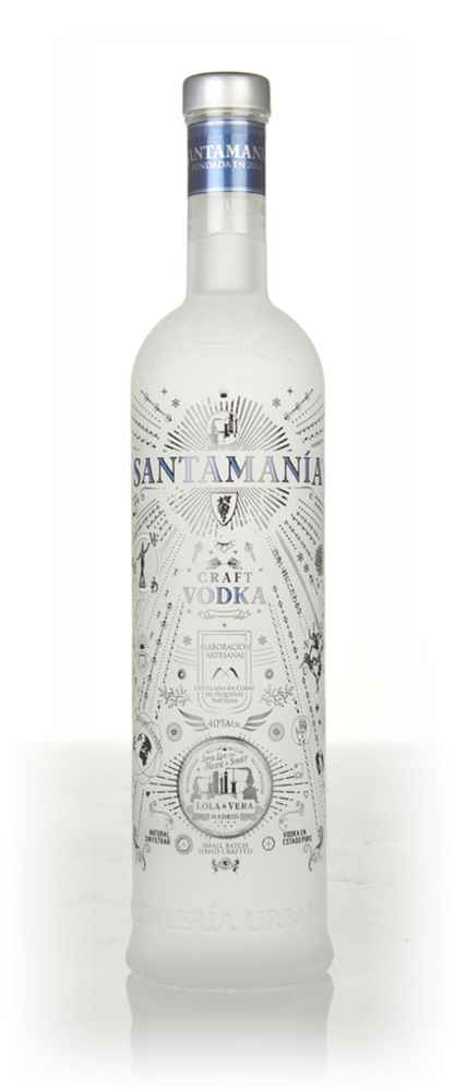 Santamanía Vodka