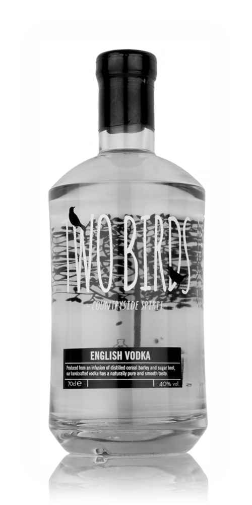 Two Birds English Vodka