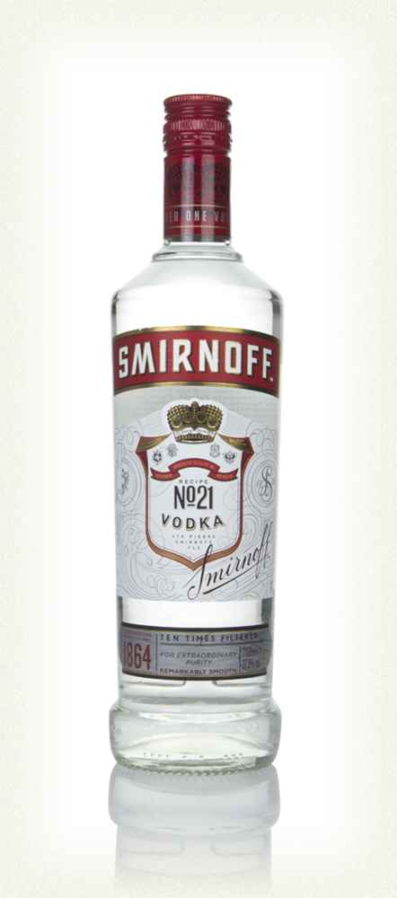 Smirnoff Red Vodka