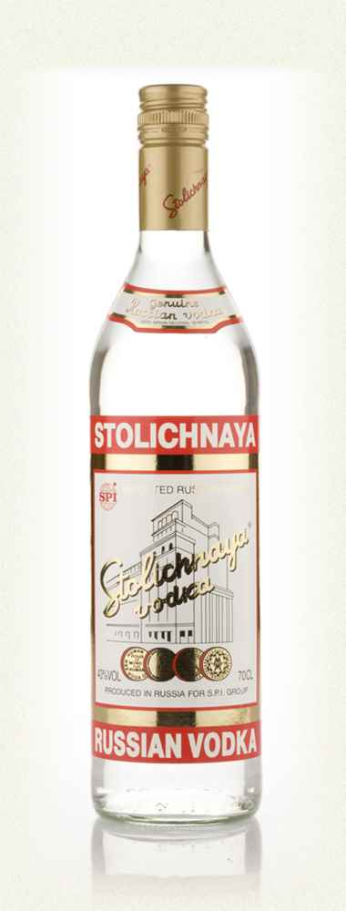 Stolichnaya Red Label 37.5%
