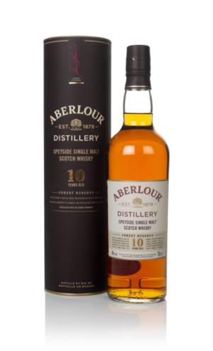 Aberlour 10 Year Old Forest Reserve Whisky - Master of Malt