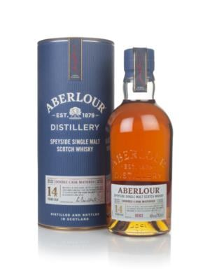 Aberlour 14 Year Old Double Cask Matured Whisky - Master of Malt