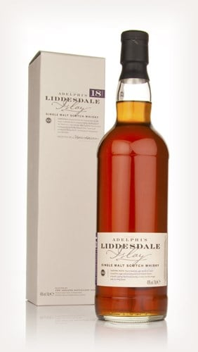 Liddesdale 18 Year Old (Adelphi)