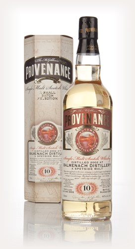 Balmenach 10 Year Old 2002 (cask 9864) - Provenance (Douglas Laing)
