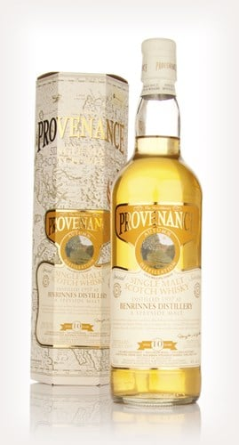 Benrinnes 10 Year Old 1997 - Provenance (Douglas Laing)