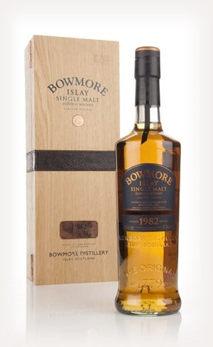 Bowmore 29 Year Old 1982