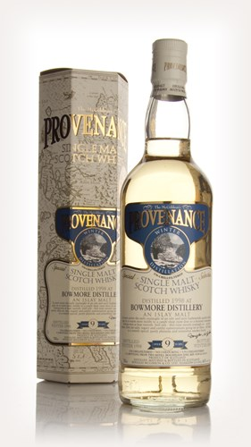 Bowmore 9 Year Old 1998 - Provenance (Douglas Laing)