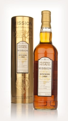 Bowmore 21 Year Old 1989 - Mission (Murray McDavid)