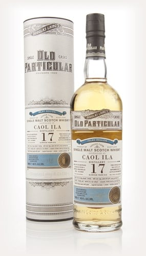 Caol Ila 17 Year Old 1996 (cask 10020) - Old Particular (Douglas Laing)