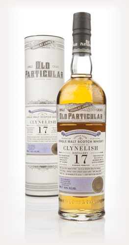 Clynelish 17 Year Old 1996 (cask 10033) - Old Particular (Douglas Laing)