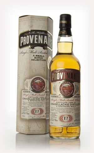 Craigellachie 12 Year Old 1999 - Provenance (Douglas Laing)
