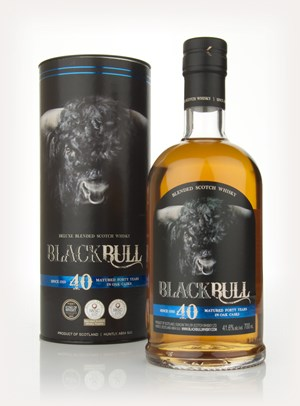 Black Bull 40 Year Old - 3rd Release (Duncan Taylor)