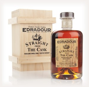 Edradour 10 Year Old 2002 (cask 458) - Straight From The Cask