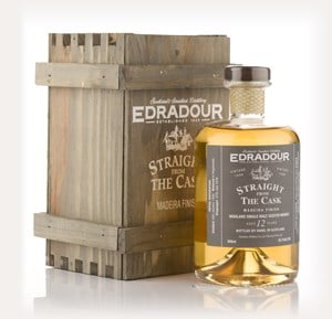 Edradour 1996 Madeira Cask Finish- Straight from the Cask