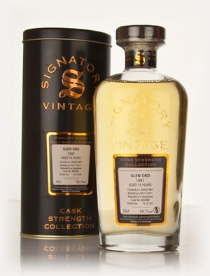 Glen Ord 14 Year Old 1997 - Cask Strength Collection (Signatory)