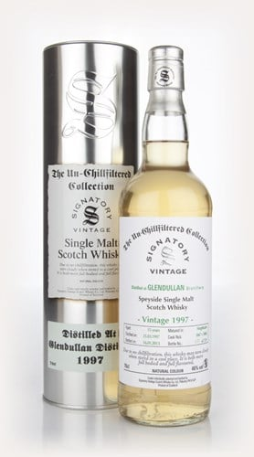 Glendullan 15 Year Old 1997 - Un-Chillfiltered (Signatory)