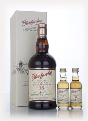 Glenfarclas 15 Year Old Box Set