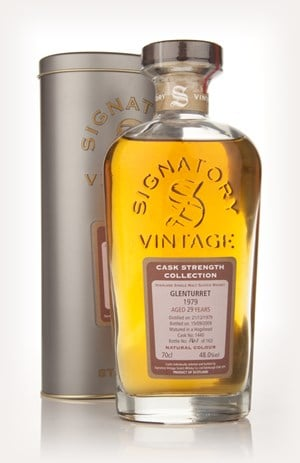 Glenturret 29 Year Old 1979 Cask 1440 - Cask Strength Collection (Signatory)