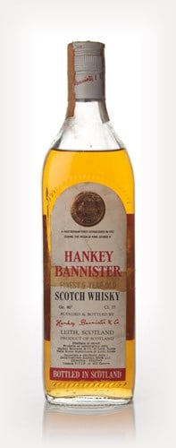 Hankey Bannister 5 Year Old - 1960s
