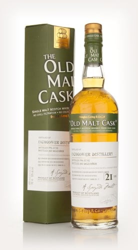 Inchgower 21 Year Old 1986 - Old Malt Cask (Douglas Laing)