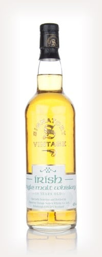Irish Single Malt 10 Year Old (Signatory)