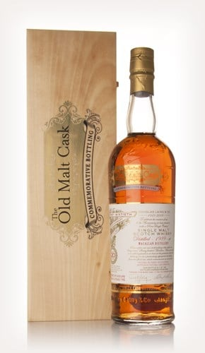 Macallan 20 Year Old 1989 60th Anniversary - Old Malt Cask Commemorative (Douglas Laing)