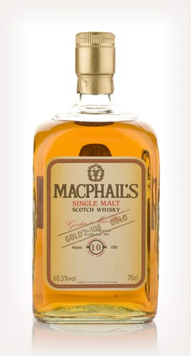 MacPhail's 10 Year Old Gold