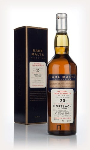 Mortlach 20 Year Old 1978 - Rare Malts