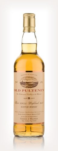 Old Pulteney 8 Year Old (Gordon & MacPhail)