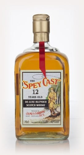 Speycast 12 Year Old Blended Whisky