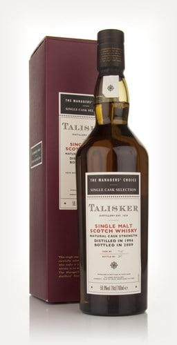 Talisker 1994 - Managers Choice