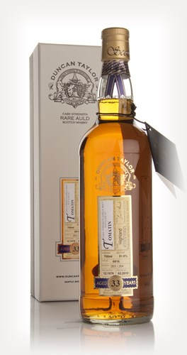 Tomatin 33 Year Old 1976 - Rare Auld (Duncan Taylor)
